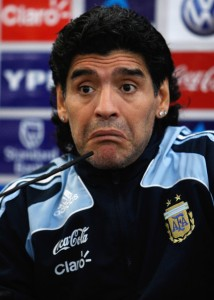Why We Need Diego Maradona