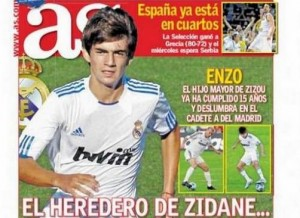 Enzo Zidane: The Next Big Flop for France or Spain