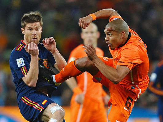 Inception: Nigel De Jong