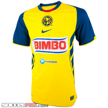 outlet store 5b796 7949b Club America Jersey Review - SoccerProse.com