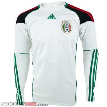 Mexico Goalkeeper Jersey Review