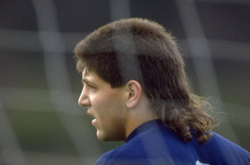 Tony Meola. I'm so jealous of your choices in life.