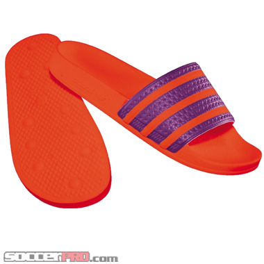 33bb4f7972bd Adidas Adilette Sandals Review  A Soccer Lady s Perspective ...