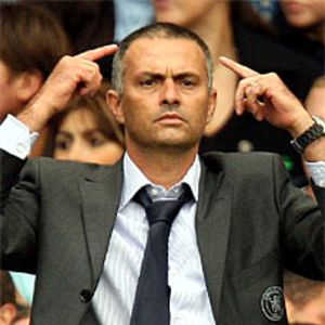 Mourinho's in your Brain