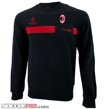 Weekend Deal Alert: AC Milan Sweatshirt for $38.99