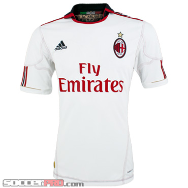 AC Milan 2010-2011 Away Jersey- Review