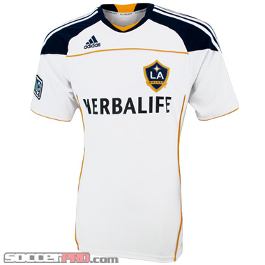LA Galaxy 2011-12 Home Jersey Review