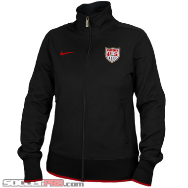 Weekend Deal Alert: Nike Womens USA N98 Track Jacket – Black