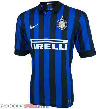 Nike Inter Milan 2011-2012 Home Jersey Review