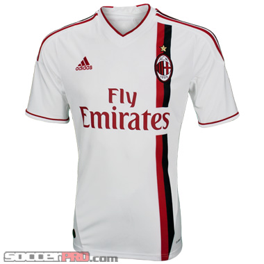 adidas AC Milan 2011-2012 Away Jersey Review