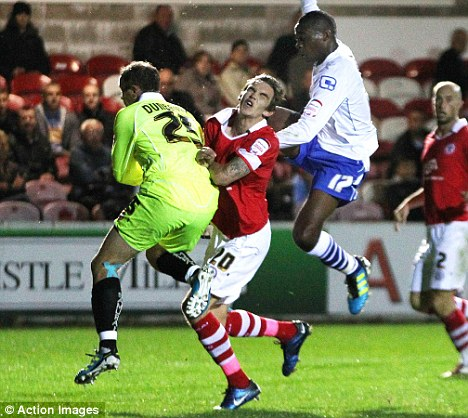 Accrington Stanley Match Abandoned After Tom Bender Concussion