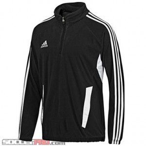 Adidas Tiro 11 Fleece Jacket Black Review Soccerprose Com