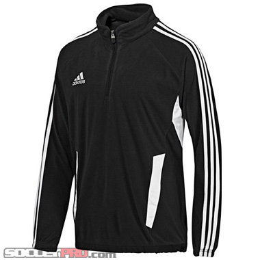 adidas Tiro 11 Fleece Jacket - Black