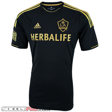 adidas 2011-12 LA Galaxy 3rd Jersey Review