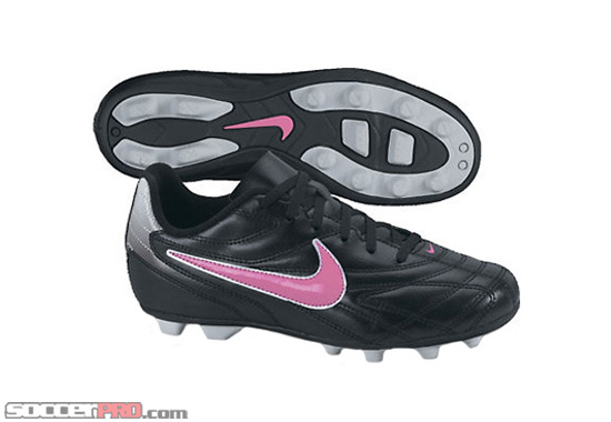 Youth Nike Premier 3 FG-R Black with Pink Review
