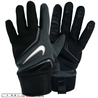 Nike Thermal Field Player Gloves - Black