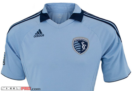 Adidas Sporting KC Home Jersey Review – 2012