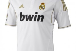 Adidas Real Madrid Home Jersey - 2012