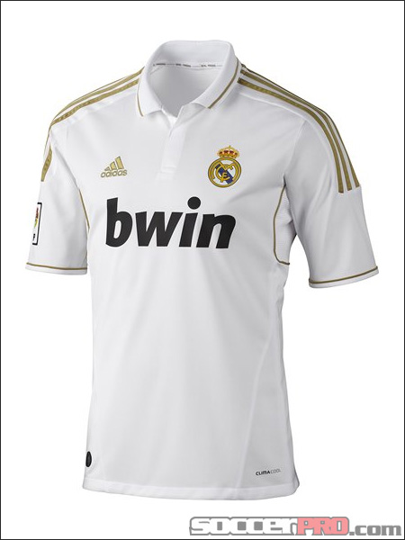 Adidas Real Madrid Home Jersey Review – 2012