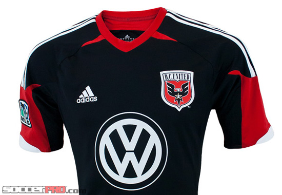 Adidas D.C. United Home Jersey Review – 2012