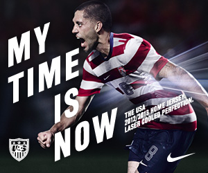 Revealed: The 2012-13 Nike USA Home Jersey…