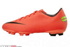 Nike Youth Mercurial Victory - Bright Mango