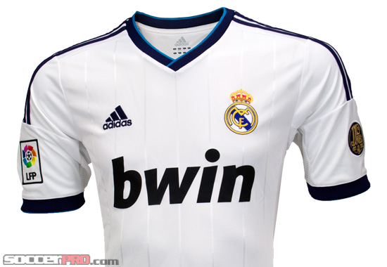 Adidas Real Madrid Home Jersey Review – 2012/13