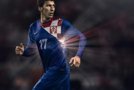Nike Croatia Away Jersey - 2012 (2)