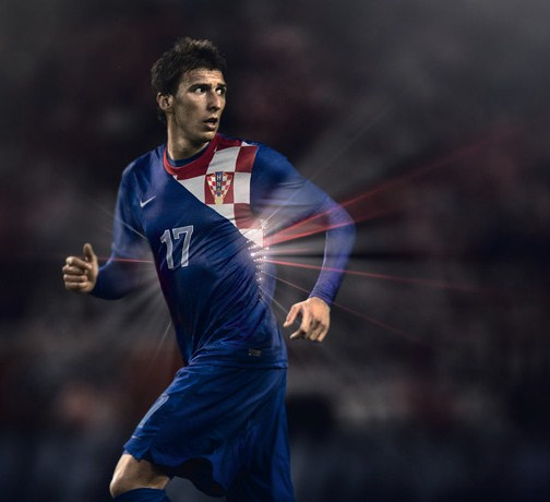 Nike Croatia Away Jersey – 2012