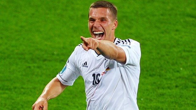 Lucas Podolski Releases Smooth Groove Euro 2012 Song…Dancing with Argyle Ties Ensue…(Video)