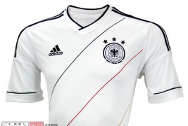 Adidas Germany Home Jersey - 2012:13