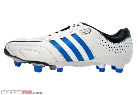 huge discount 04879 b6ad4 Adidas adiPure 11Pro TRX FG Review - Running White with ...