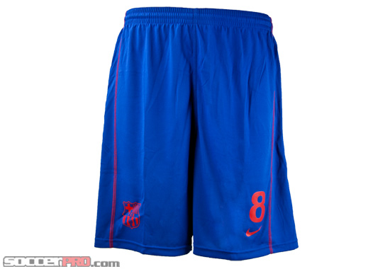 Revealed: Nike Barcelona Libretto Short – Storm Blue with Storm Red