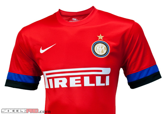 Revealed: Nike Inter Milan Away Jersey 2012/13