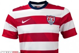 Nike United States Home Jersey - 2013