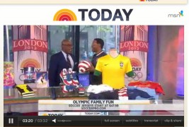SoccerPro.com Featured on the TODAY Show