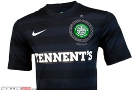 Nike Celtic Away Jersey