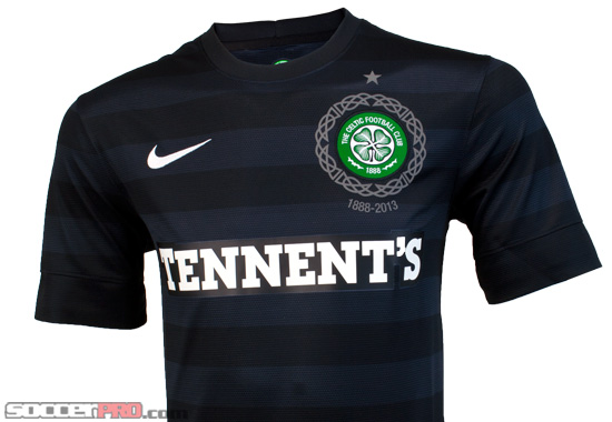 Nike Celtic Away Jersey 2012/13 Review
