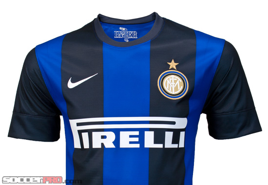 Nike Inter Milan Home Jersey 2012/13 Review