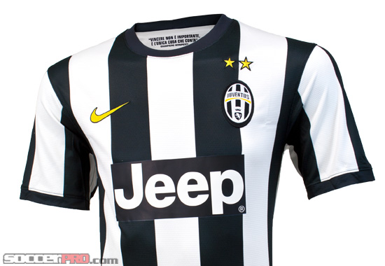 Nike Juventus Home Jersey 2012/13 Review