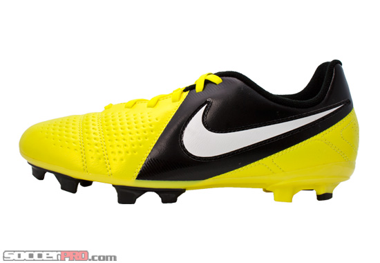 Nike Youth CTR360 Libretto III FG Review – Sonic Yellow with Black and White