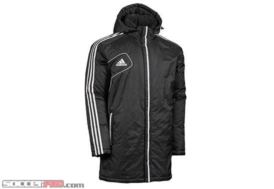 adidas Condivo 12 Stadium Jacket Review