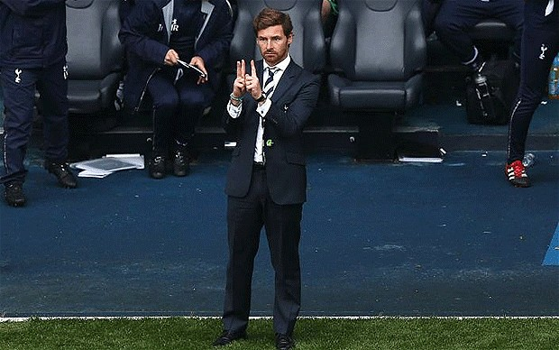 Villas-Boas has a chance at revenge