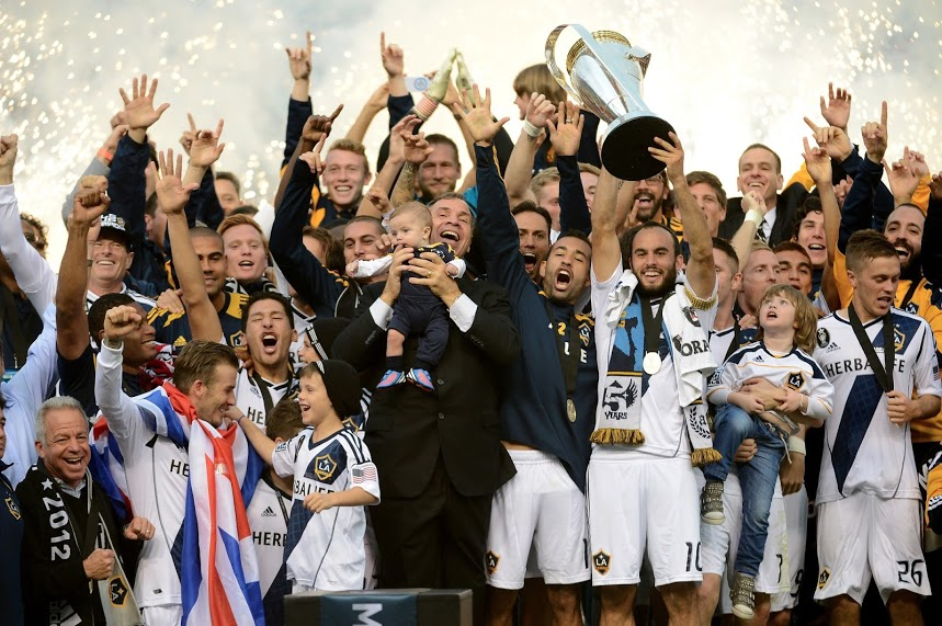 LA Galaxy Win the MLS Cup