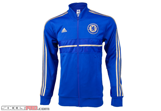 adidas Chelsea Anthem Jacket Review – Reflex Blue with Gold