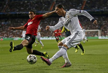Champions League Recap: Manchester United v. Real Madrid