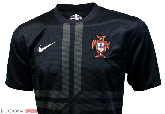 Nike Portugal Away Jersey – 2012/13