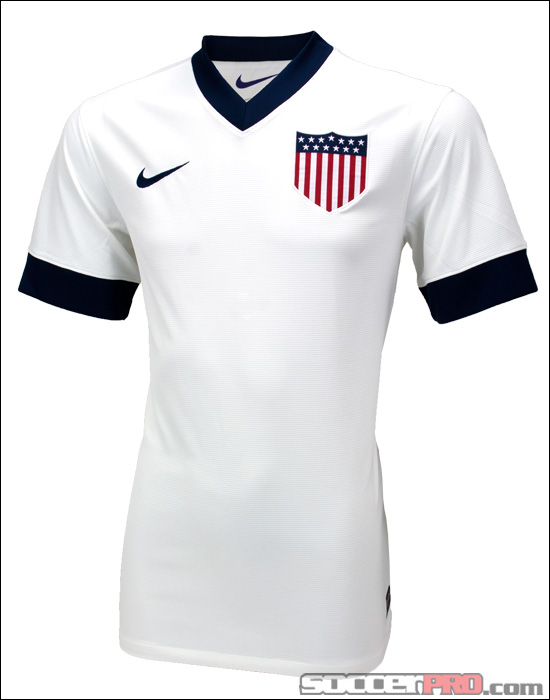 Nike Launch Gorgeous USA Centennial Soccer Jersey and Collection…
