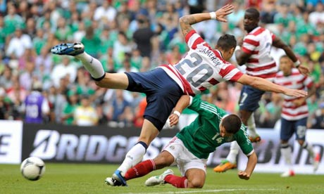 U.S. Men's National Team travels to Estadio Azteca