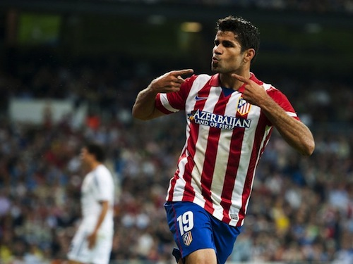 Diego Costa: Hot Commodity in 2014